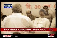Budget yatra: Vidarbha farmers unhappy with government aid