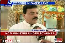 I-T probes source of wedding extravaganza by NCP minister