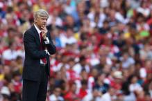 English soccer is '100 per cent clean', says Wenger