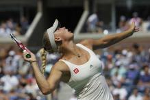 Caroline Wozniacki slips to shock defeat in Malaysia