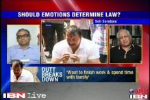 Top jurists divided over pardon to Sanjay Dutt