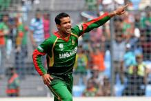 Abdur Razzak becomes first Bangladesh bowler to 200 ODI wickets