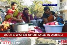 Gujarat: Saurashtra faces acute water shortage