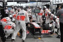 Rolex unveils pit lane clock at Australian GP