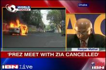 President's meeting with Zia called off due to security concerns: Ranjan Mathai