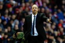 I have no problem with the board: Rafael Benitez