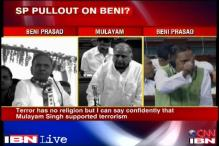Beni Prasad skips Cabinet meet on anti-rape Bill