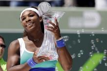 Serena Williams wins record sixth Miami title