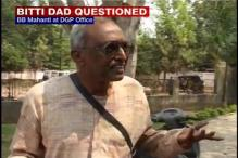 Bitti Mohanty's father BB Mohanty questioned by police