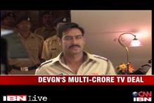 Ajay Devgn signs whopping Rs 400 crore deal: Reports