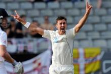 3rd Test: Boult strikes put New Zealand in the driver's seat