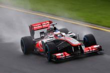 McLaren's Jenson Button sees silver lining in the clouds