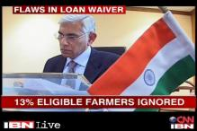 Uproar in LS over CAG report on farm loan waiver scheme