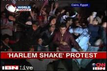 Watch: Young Egyptians perform Harlem Shake in protest against govt
