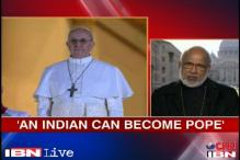 Even an Indian can become pope, says Cardinal George Alencherry