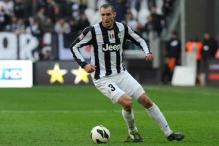 Chiellini to miss friendly match against Brazil
