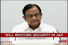 Chidambaram promises surge in reforms