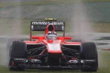 Max Chilton geared up for Malaysia challenge
