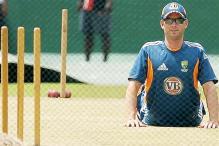 Australian team arrives for third Test at Mohali
