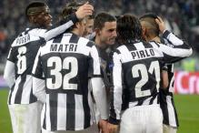Juventus end seven-year wait for a quarter-final spot