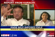 Pakistan: Musharraf to announce political plans today