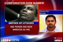 Corporator's sons attack Maharashtra policeman