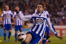 Bottom club Deportivo boost survival bid by beating Celta