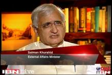 Italian govt has been very sensible: Khurshid on marines row
