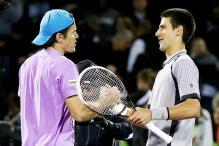 Tommy Haas stuns Novak Djokovic at Key Biscayne