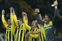 Champions League: Dortmund beat Donetsk 3-0 to advance