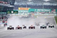 In pics: Malaysian Grand Prix 2013