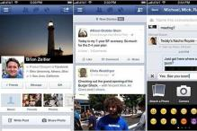 Facebook for iOS updated; allows users to change cover photos on the go
