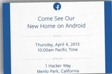 Facebook likely to reveal modified version of Android at April 4 event