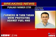 Punjab: ASI dies during farmers' protest in Tarn Taran