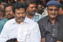 Pics: Tamil directors on hunger strike to support Tamils in Sri Lanka