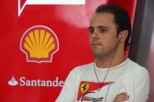 Felipe Massa helping Ferrari's strong start