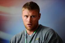 Andrew Flintoff escapes high-speed rally car crash