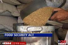 Cabinet clears Food Security Bill without any changes