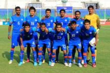 India beat Chinese Taipei 2-1 to begin their campaign