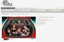Ford India apologises over Berlusconi, Paris Hilton bondage ads