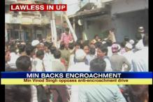 UP: Education Minister opposes anti-encroachment drive