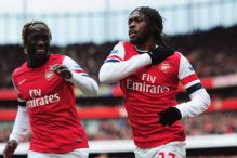 Arsenal register easy 4-1 win over Reading