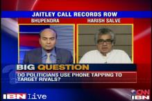 Jaitley phone tapping case: Shinde probably unaware of telegraph rules, says Harish Salve