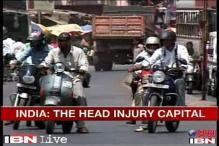 Jodhpur retreat says 'wear helmets' to prevent head injuries