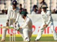 In pics: India vs Australia, 2nd Test, day three