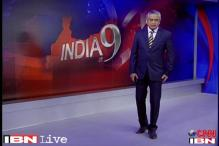 Watch India @ 9 with Rajdeep Sardesai