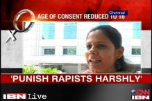 India talks: 'Reducing the age of consent may create problems'