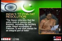 Indo-Pak ties hit a new low after latter's resolution against Afzal's hanging