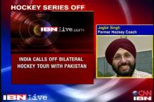 Government takes stand and calls off Indo-Pak hockey series