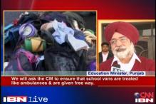 Jalandhar school bus accident: Death toll rises to 13